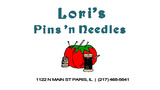 Lori's Pins 'N Needles- Sponsored...