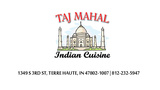 Taj Mahal in Terre Haute IN- Sponsored .