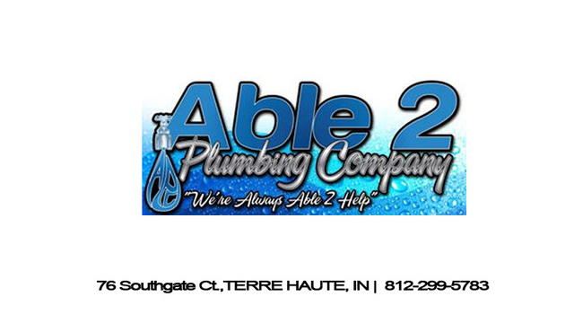Able 2 Plumbing - Sponsored Content