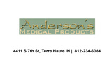 Anderson Medical Products - Sponsored...