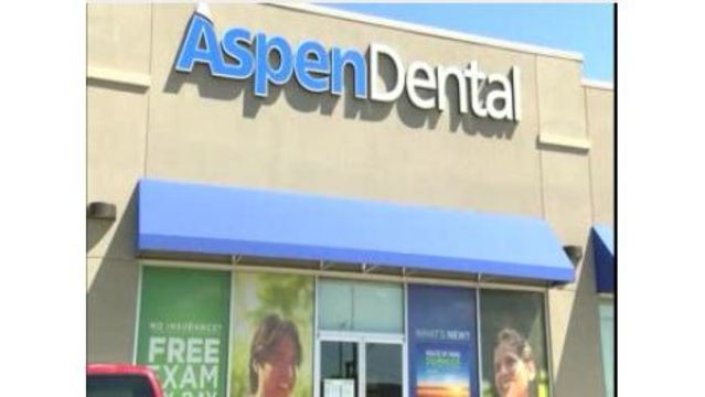 Day of Service at Aspen Dental