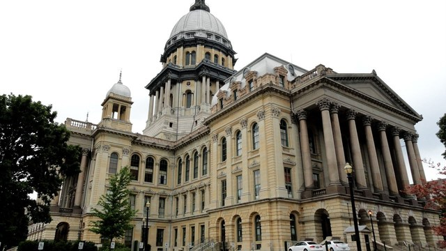 Illinois Republicans Help Pass Democratic Budget Plan with Big Tax Increase
