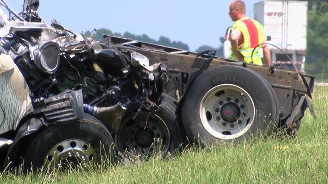 Names of Semi Drivers Involved in Double Fatal on I-70 Released