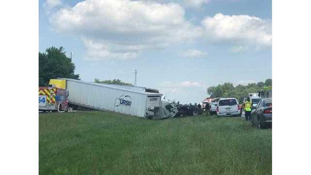 Names Released From Tuesday's Fatal I-70 Crash