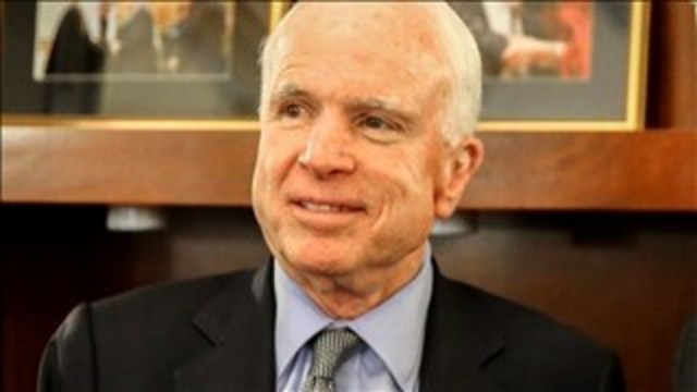 McCain Delivers Key Health Care Vote - And Then Blasts The Process