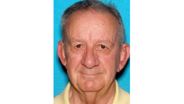 77-year-old man missing from Bloomington area — SILVER ALERT
