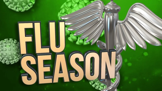 Flu cases on rise in East Tennessee