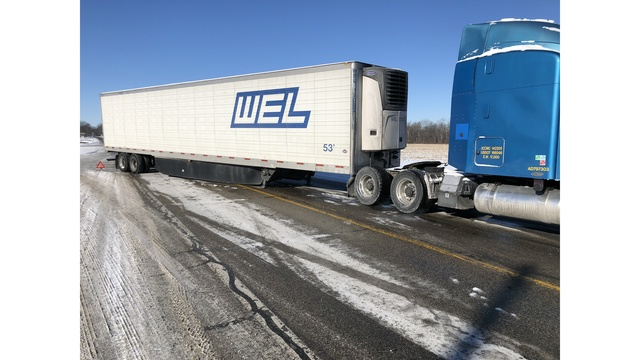 SR 234 Blocked For Several Hours Due To Semi