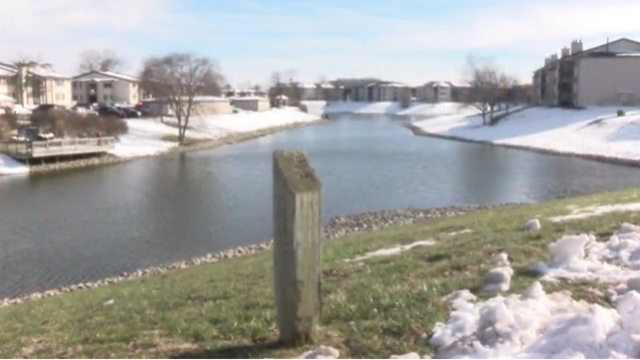 Father dies rescuing 3-year-old daughter from freezing pond