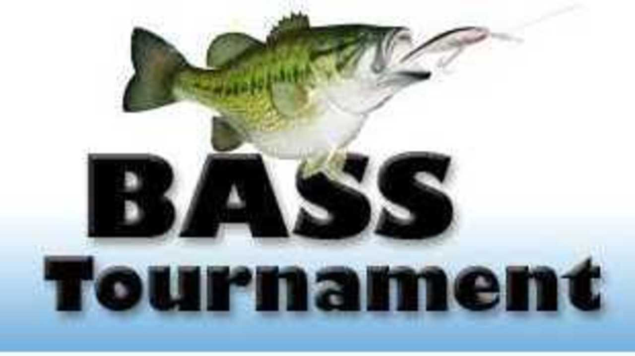 7th annual open bass tournament for Open bass fishing tournaments