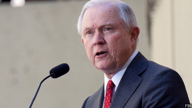 DC: Attorney General Jeff Sessions Resigns