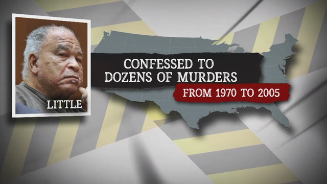 Suspected serial killer confesses to over 90 unsolved murders