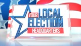 Candidates in the municipal election
