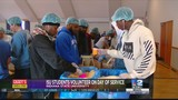 ISU students take part in day of service