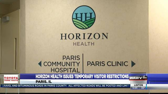 Horizon Health enacts temporary visitor restrictions