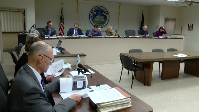 County settles on jail location