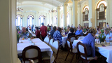 Easter brunch tradition continues at Saint Mary-of-the-Woods