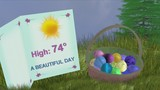 Easter Sunday Weather, 04.21.19