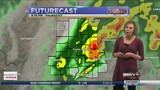 Noon Weather 4-25-19