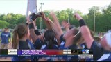 North Vermillion wins softball sectional title