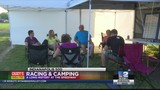Indy 500 camping: a family affair